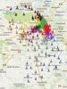 Interaktywna mapa rejonów DK AW