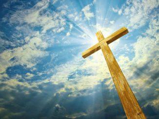 Krzyż Zmartwychwstanie