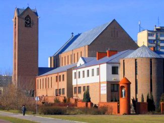 Kościół Zesłania Ducha Świętego w Warszawie