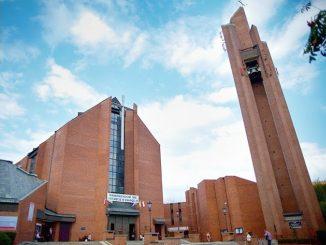Kościół Najświętszej Maryi Panny Matki Miłosierdzia na ul. św. Bonifacego w Warszawie