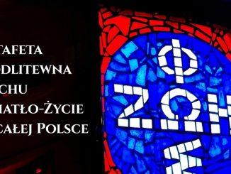 """Sztafeta modlitewna """"Pokój Tobie, Polsko, Ojczyzno moja"""""""
