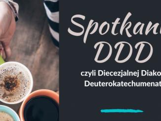 Spotkanie DDD zaproszenie