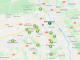 Mapa wspólnot RŚŻ AW